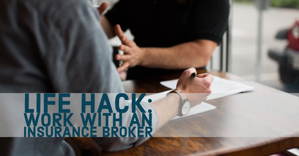 Life Hack Work with a Broker