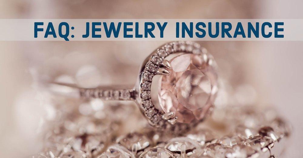 FAQ Jewelry insurance
