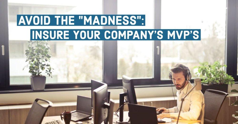 insure your companys MVP
