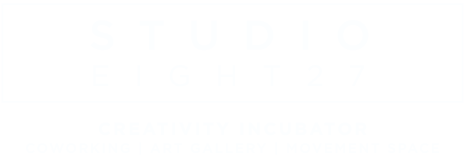 Studio Eight27 - Art Gallery + Creative Incubator
