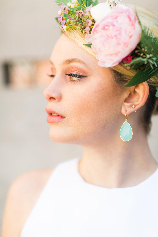 Diana // Makeup