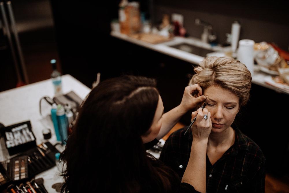 Diana // Hair + Makeup