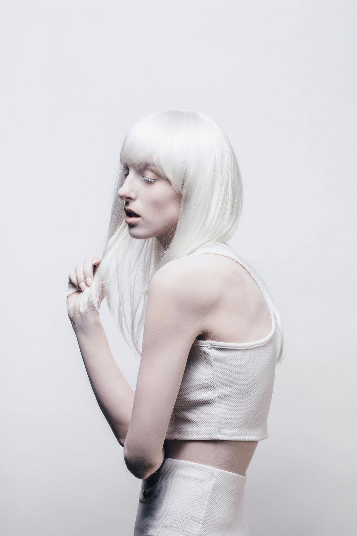 Diana // Hair + Airbrush Makeup