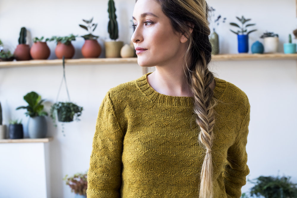 Emily Chang for Kelbourne Woolens