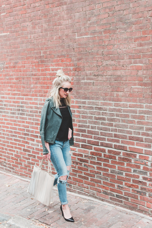 Lauren Hartman for Trousseau Style