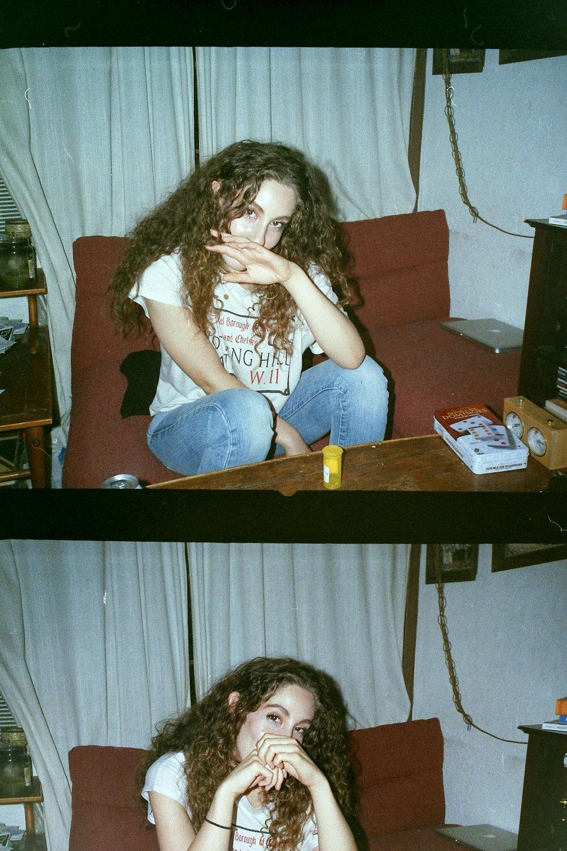 This is me. Michelle Corvino