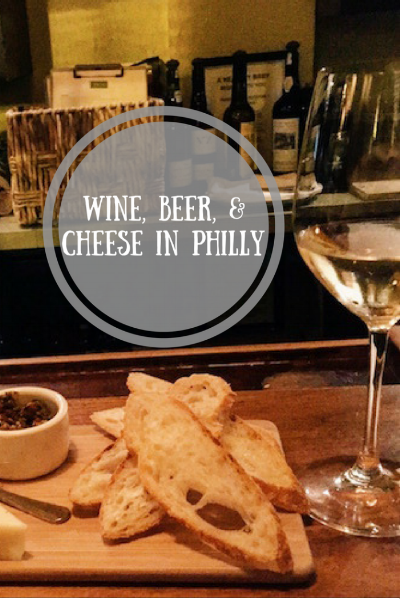 Wine Bar in Philly