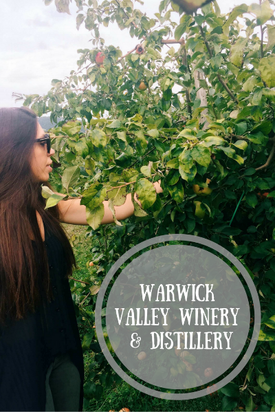Warwick Valley Winery and Distillery