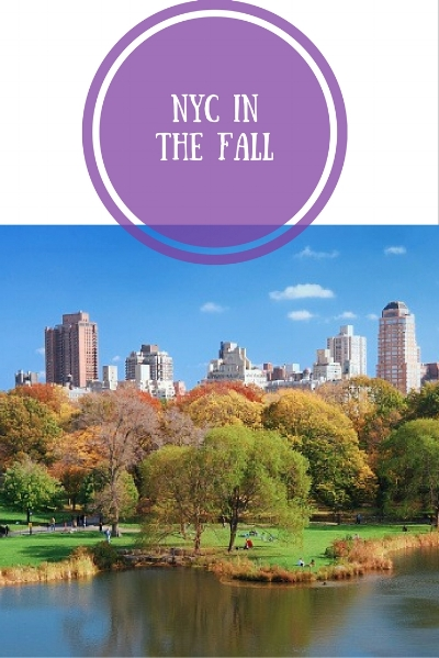Must Do's in NYC this Fall