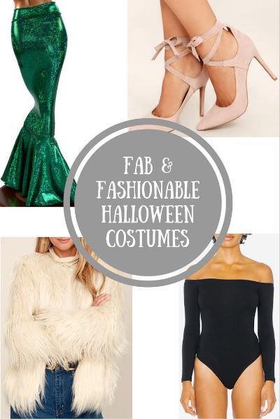 Fashionable Halloween Costume Ideas