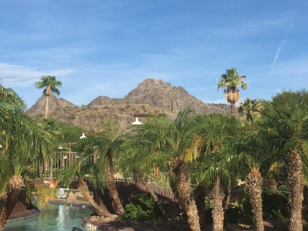 Weekend in Phoenix