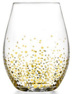 Festive Party Glass
