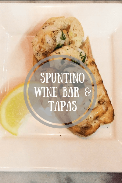 Spuntino Wine Bar and Italian Tapas