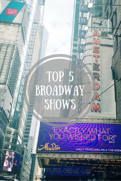 Top Broadway Shows