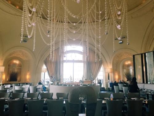 Interior of XIX