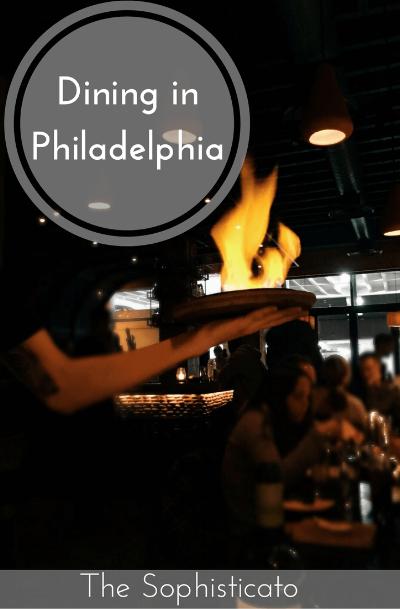 Dining in Philadelphia