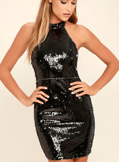 Lulus Sequin New Year's Eve Dress.png