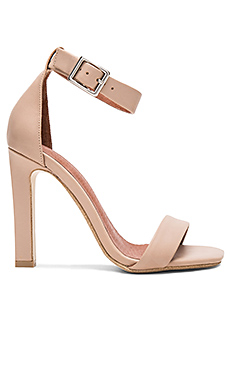 Jeffrey Campbell Nude Sandals