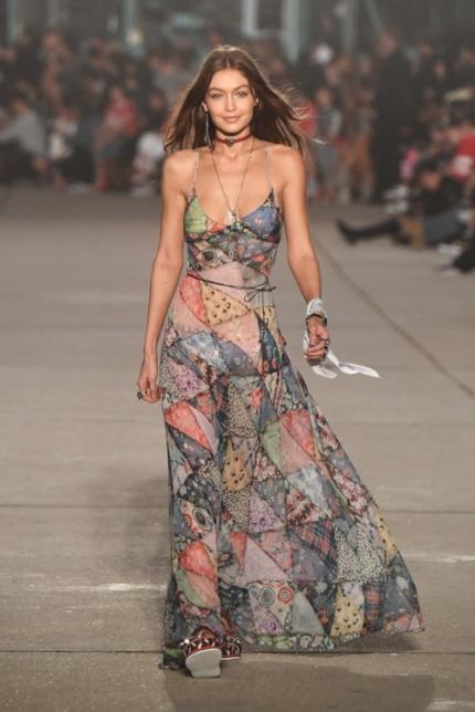 Politics in Fashion Week Tommy Hilfiger