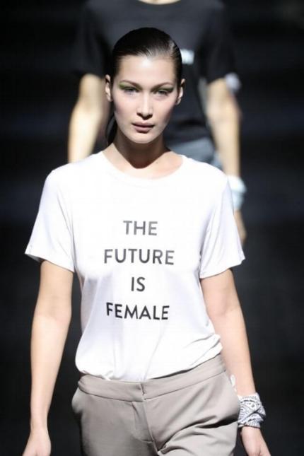 Politics in Fashion Week Prabal Gurung