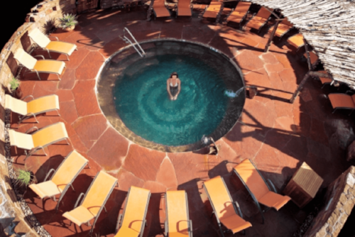 Spring Getaway - Ojo Mineral Springs New Mexico