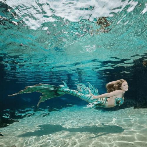 Spring Getaway -Weeki Wachee State Park Mermaids