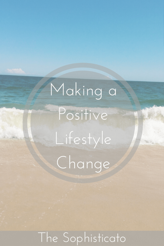 Positive Lifestyle Change