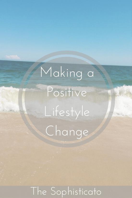 Positive Lifestyle Change