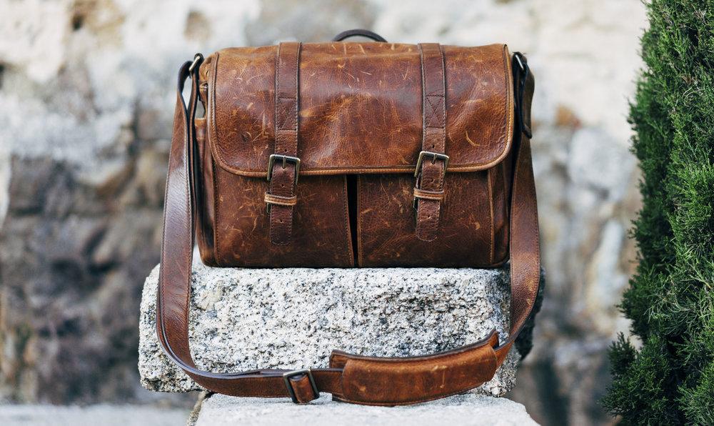 Full Grain Leather Bag