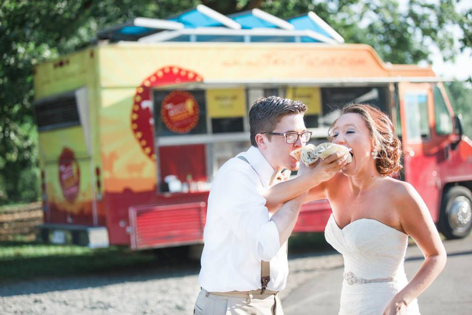 Tex's Tacos | Photo by Lindsey LaRue Photography | Abby + Josh 7.5.14