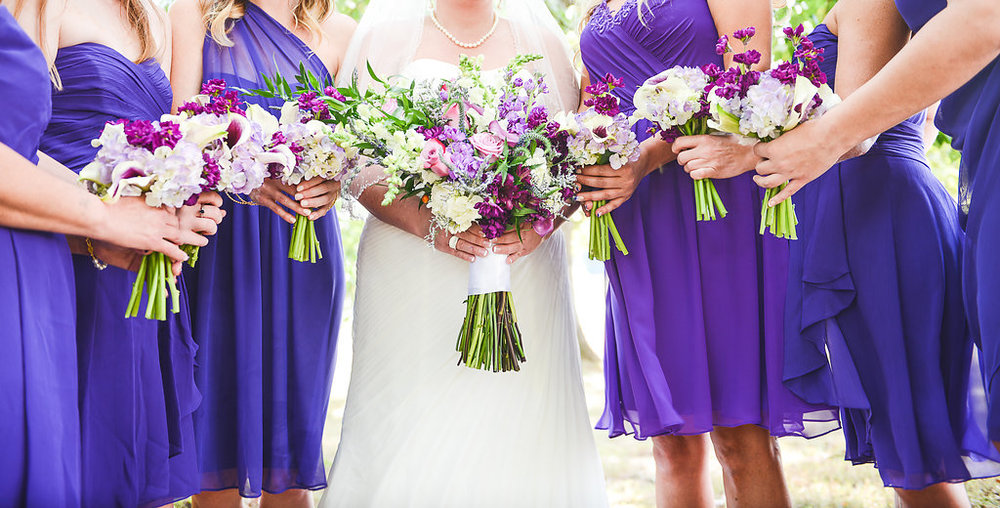 Photo by April Swing Photography Flowers by All Occasion Flowers