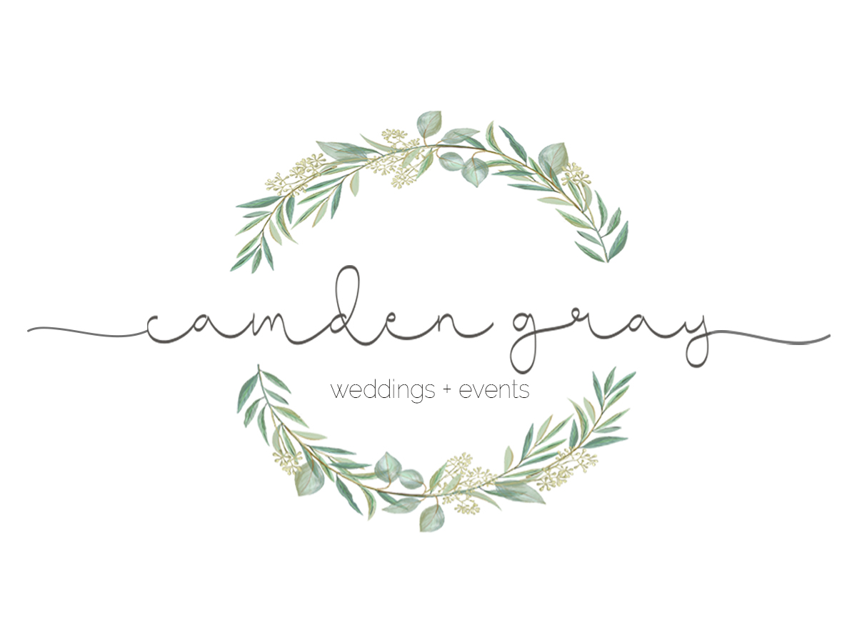 Camden Gray Weddings
