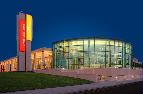 Duke Energy Center for the Arts - Mahaffey Theater