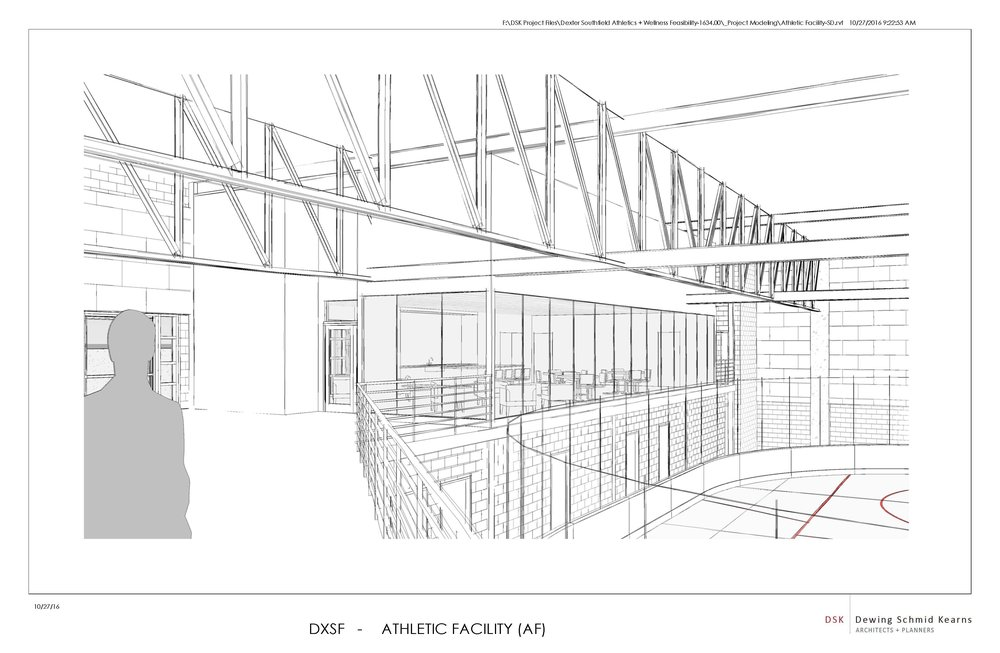 Early Phase - Viewing/Multipurpose Room