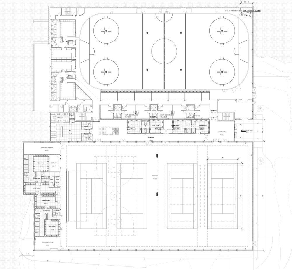 Preliminary Floor Plans