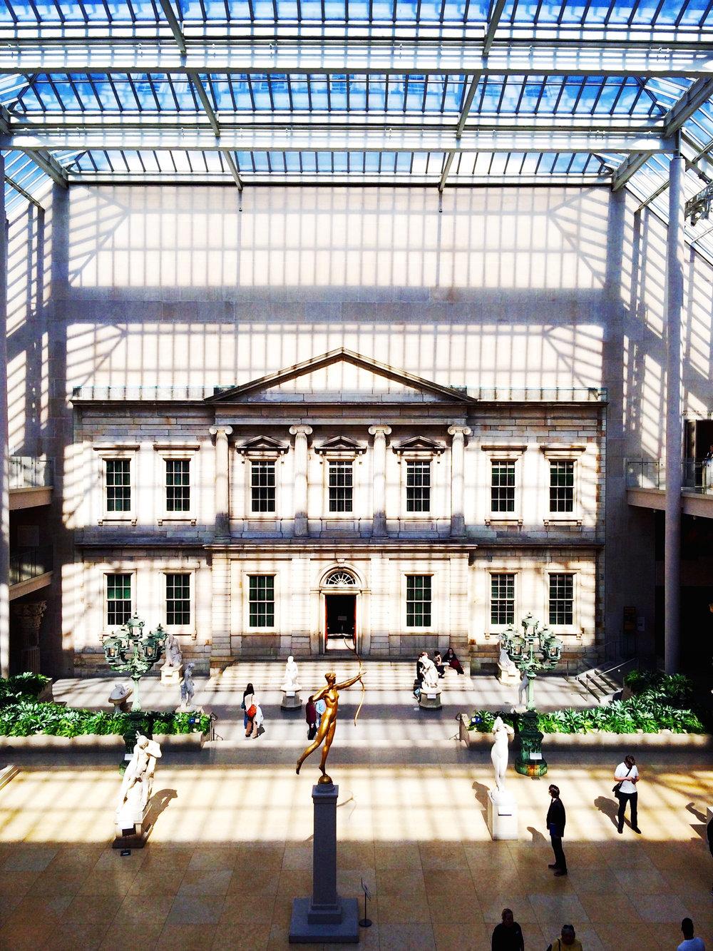 Meet You at the Met