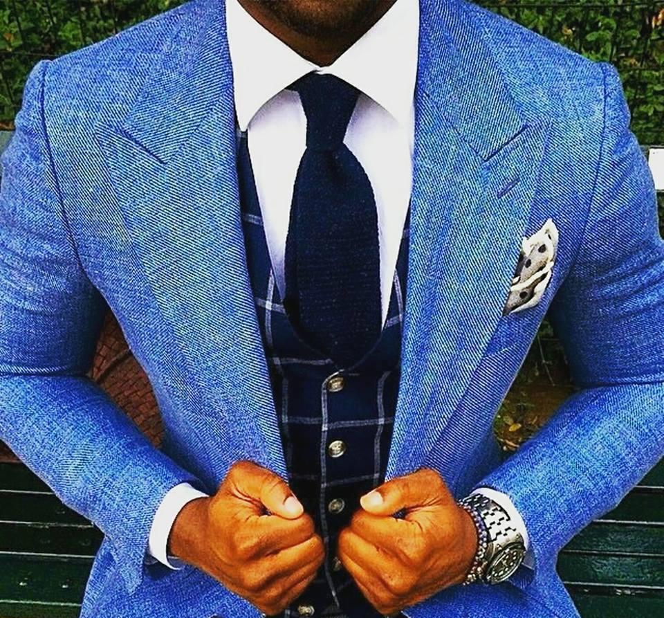 Men\'s Custom Suits — Astor Vance
