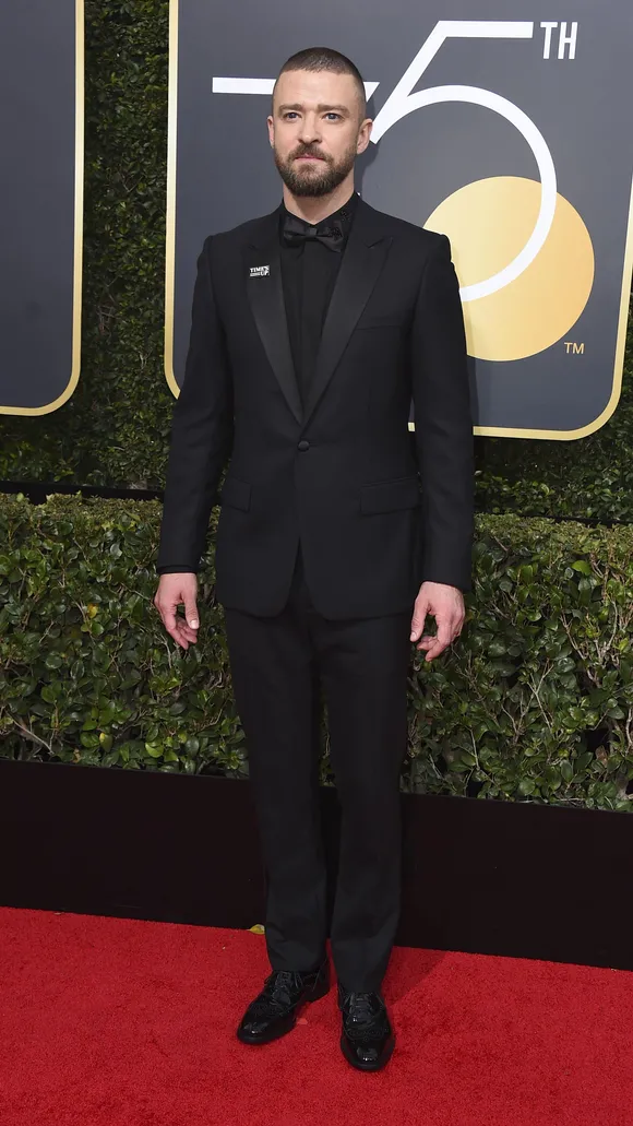 The Suit And Tie singer has been topping the style charts in recent years. He stepped out with his wife, Jessica Biel in a matching, head to toe all black Christian Dior look on the red carpet at the 2018 Golden Globes. He rocked a more casual, yet still put together ensemble at Wimbledon in July, wearing a light grey suit, black polka dot tee shirt underneath, and crisp, white sneakers. He accompanied his leading lady on the Emmy's red carpet wearing a timeless, classic tuxedo by his all time favorite designer, Tom Ford. Timberlake has come a long way from his NSYNC, ramen noodles hair and head to toe denim wardrobe mishaps, and it looks like he will continue to refine his style in 2019 -