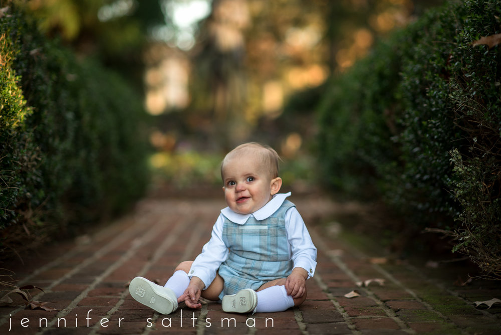 Baby Boy Turns 1 | Memphis Baby Photographer