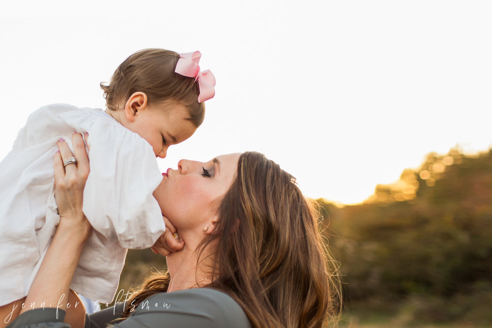 Family of Three | Collierville Photographer