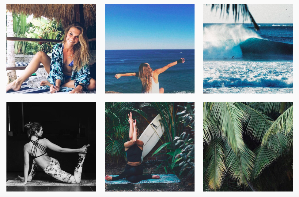 Food, Tech, Yoga, Surf : Know your audience and speak to that