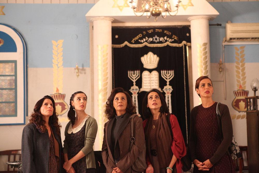 The Women's Balcony - Jewish Film Festival