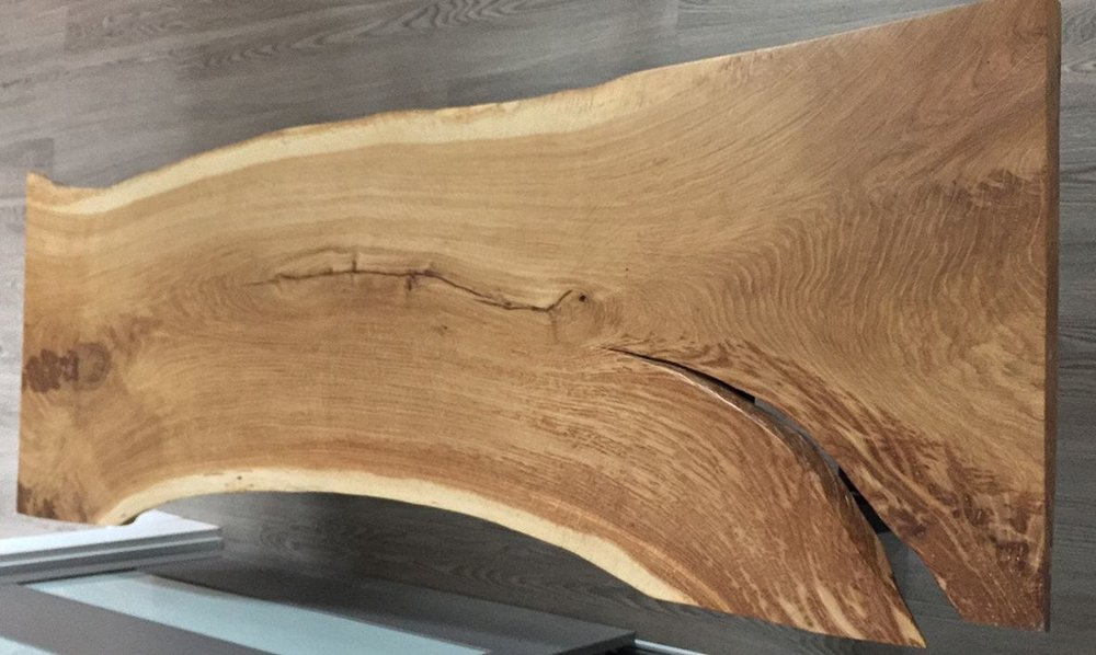 Ackley Oak Coffee Table