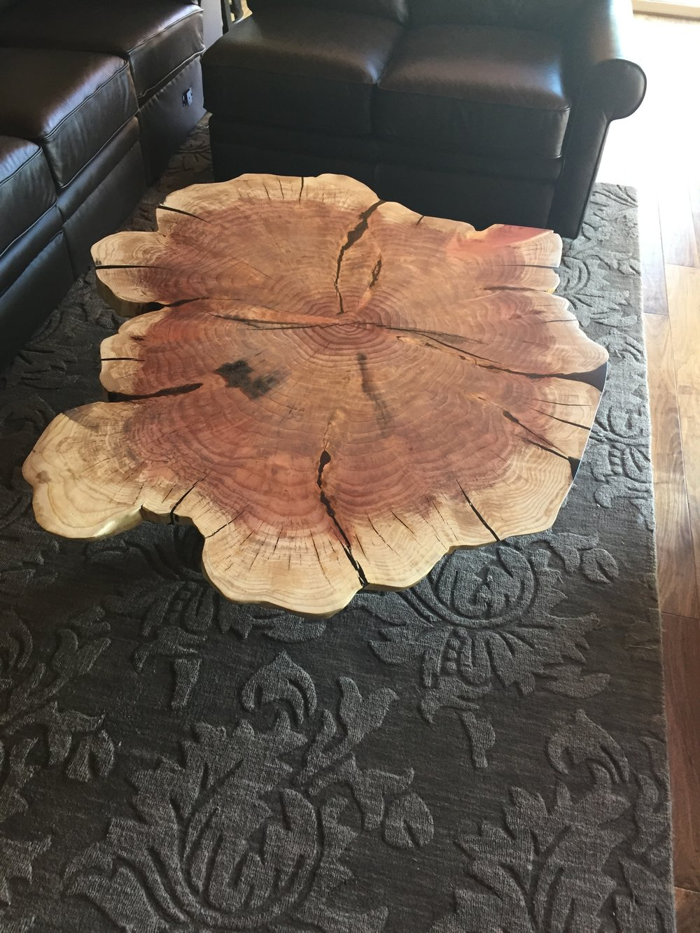 Sequoia Round Coffee Table