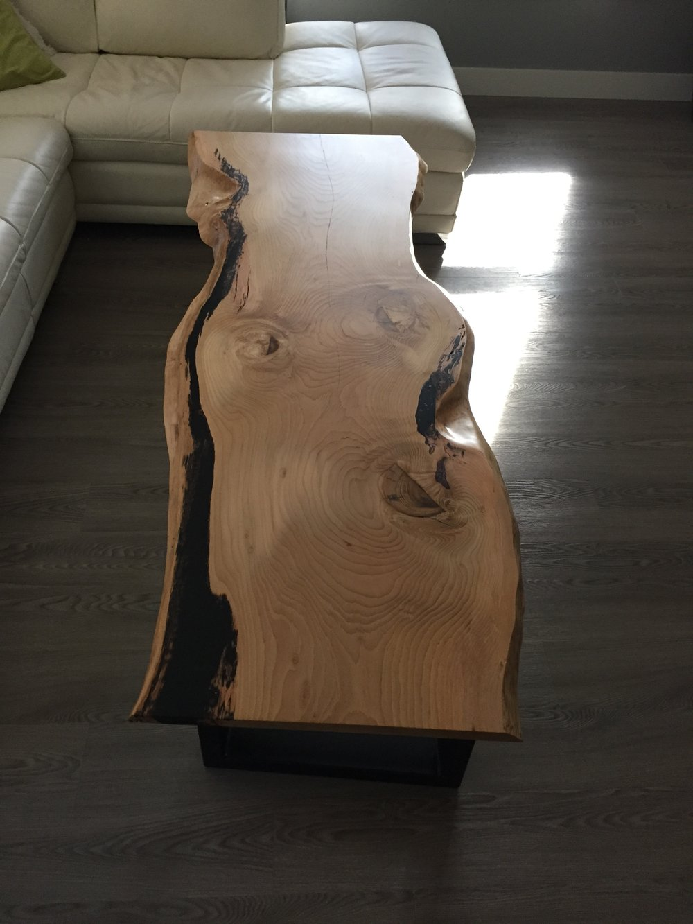 Curly Maple Coffee Table 4.JPG