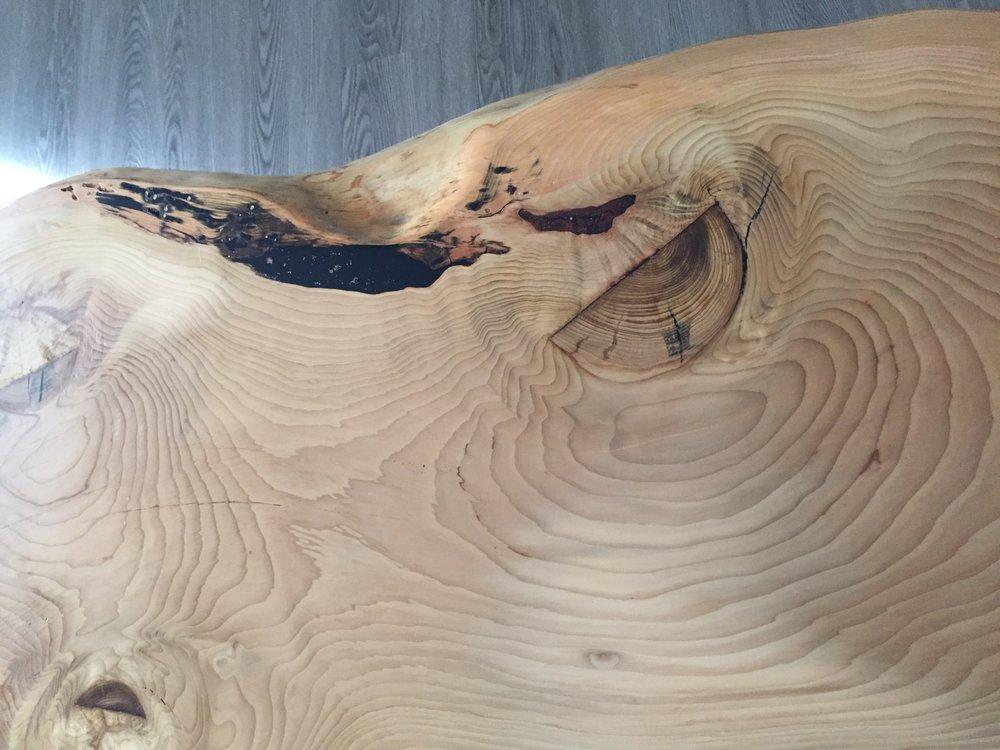 Curly Maple Coffee Table 5.JPG