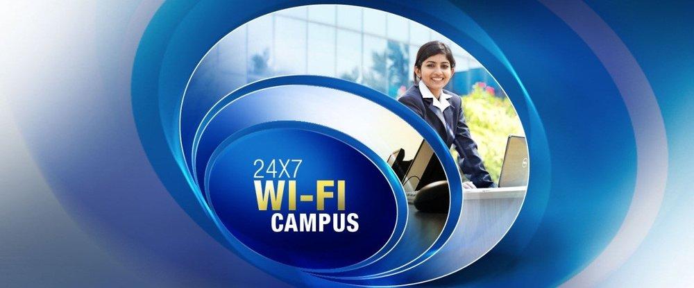 WI - FI Campus