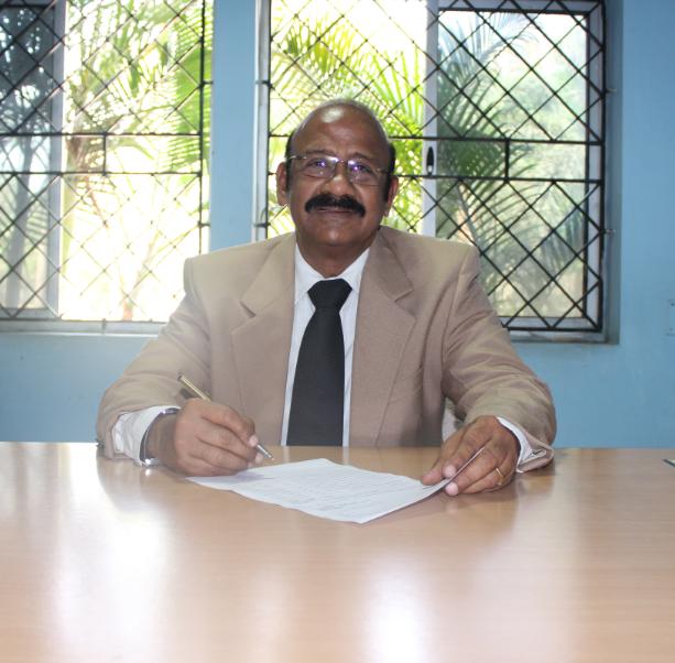 Dr. S. N. Soundara Rajan    M.V.Sc., PGDM (IIM-A)