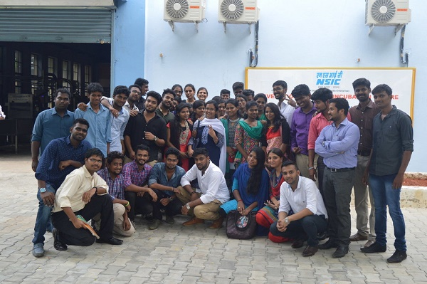 "VISIT TO ""NSIC (National Small Industries Corporation)"""