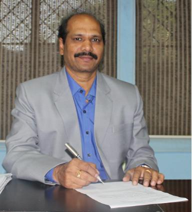 Dr. Ch. Bala Nageswara Rao    MBA., BL., M.Phil., Ph.D